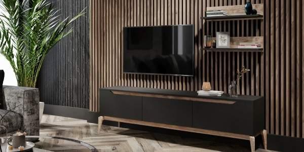 pianno tv ünt(siyah-amalfi)